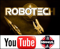 Robotech on YouTube