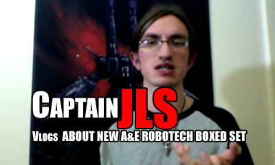 CaptainJLS Talks A&E