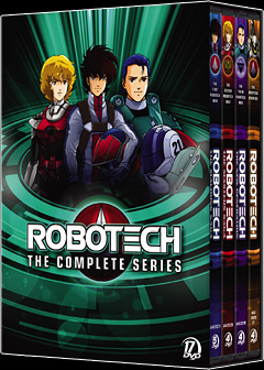 ROBOTECH Complete Series